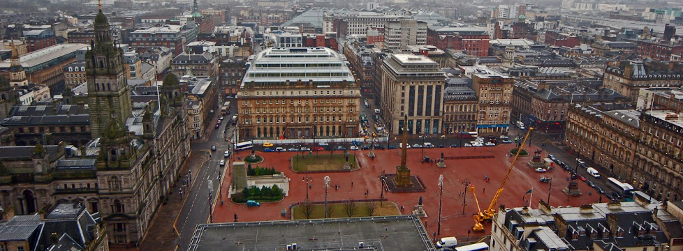 Featured Location - George Square Glasgow image