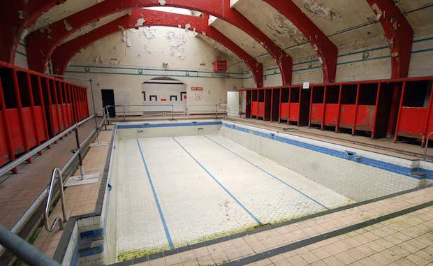 Making a splash at Govanhill Baths