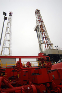 Oil Training Rig image