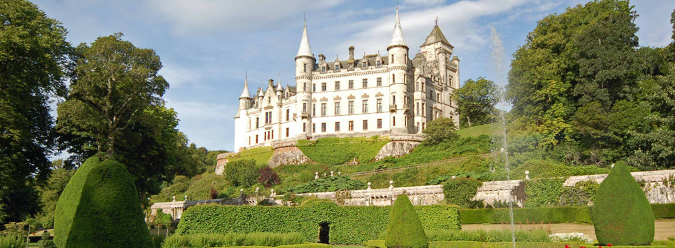 Featured Location - Dunrobin Castle  image