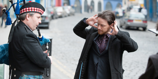 Filth starring James McAvoy