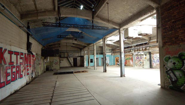Govanhill Baths - The Steamie