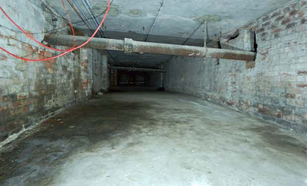 Govanhill Baths Basement